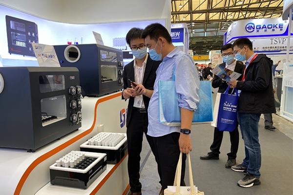 打造A+石墨消解,格丹纳闪耀在沪丨慕尼黑上海分析生化展2020回顾