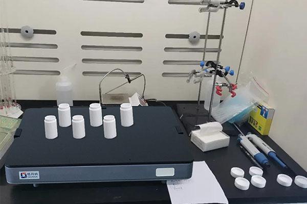 电热板消解ICP-OES法测定氮化铝中杂质元素铁钙硅含量